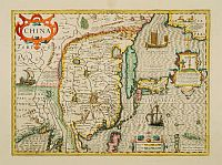 MERCATOR, G./ HONDIUS, J. -  China.
