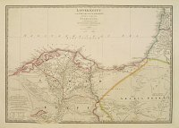 WYLD, J. -  Lower Egypt.. with part of Palestine.