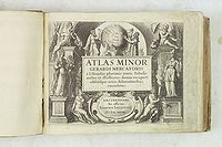 MERCATOR, G./ JANSSON, J. -  Atlas Minor.