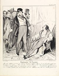 DAUMIER, H. -  Exploitation de l