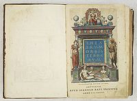 ORTELIUS, A. -  Theatrum orbis terrarum.