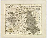 GORDON, P. -  A New map of Poland from the latest Obser.ns.
