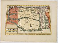 PTOLEMY, C . / WALDSEEM�LLER, M. / FRIES, L. -  [North Africa with Egypt]