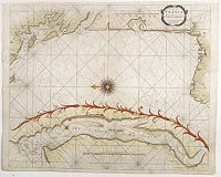 MOUNT, R.. / PAGE, T. -  The Sea Coasts of France from Olone to Cape Machiacaca in Biscay.