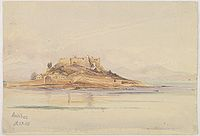 MANUSCRIT ANONYME. -  Le Fort Carr� d