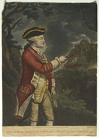 CONSTANTINUS. - Pascal Paoli, General of the Corsicans ; Born 6th April 1726, Elected 16 July 1755.