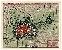 COVENS, J. / MORTIER, C. - Plan de La Ville d