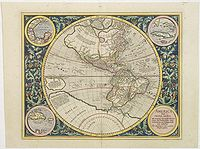 MERCATOR, G./ HONDIUS, J. - America sive India Nova.