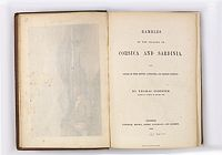 FORESTER, Thomas. - Rambles in the islands of Corsica and Sardinia.